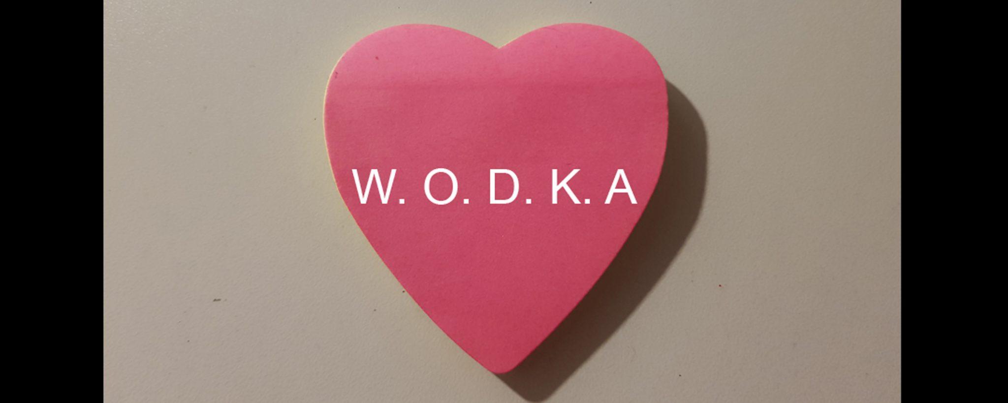 Header Valentinstag - Polnischer Wodka - Februar 2018