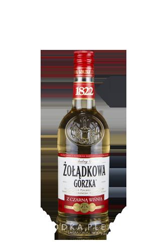 Żołądkowa Gorzka Schwarzkirsche