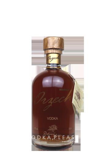 Dębowa Walnuss - Golden Edition | Dębowa Walnut Orzech Vodka