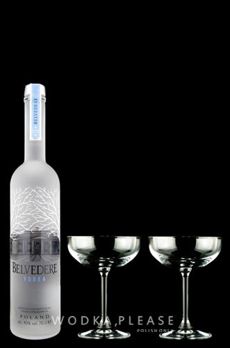 Geschenkidee Belvedere Apéritif