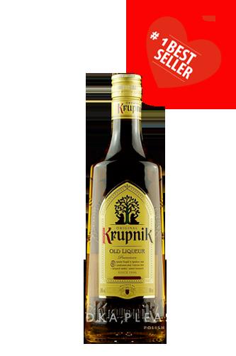 Old Krupnik Liqueur 0,5