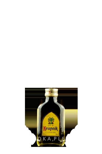 Old Krupnik Liqueur in der Probiergröße