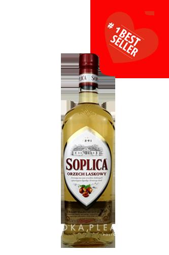Soplica Haselnuss - Soplica Orzech Laskowy