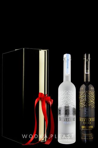 Belvedere + Belvedere Unfiltered Exclusive - Geschenksets