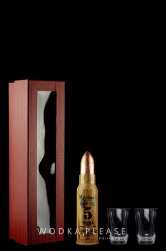 Dębowa Military Mini Plus - Geschenksets
