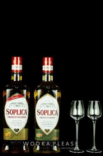 Geschenkidee Soplica Doppelnuss Plus Exklusivität