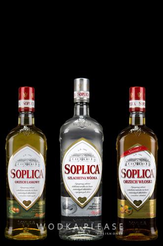 Geschenkidee Soplica Triple