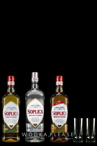 Geschenkidee Soplica Triple Plus