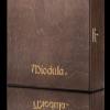 Original Aged Miodula Presidential Blend in edler Holzbox mit zwei Gläsern