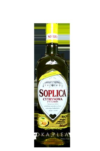 Soplica Zitrone mit Honig