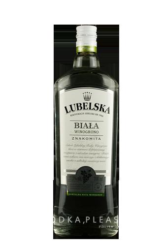 Lubelska Weintraubenwodka