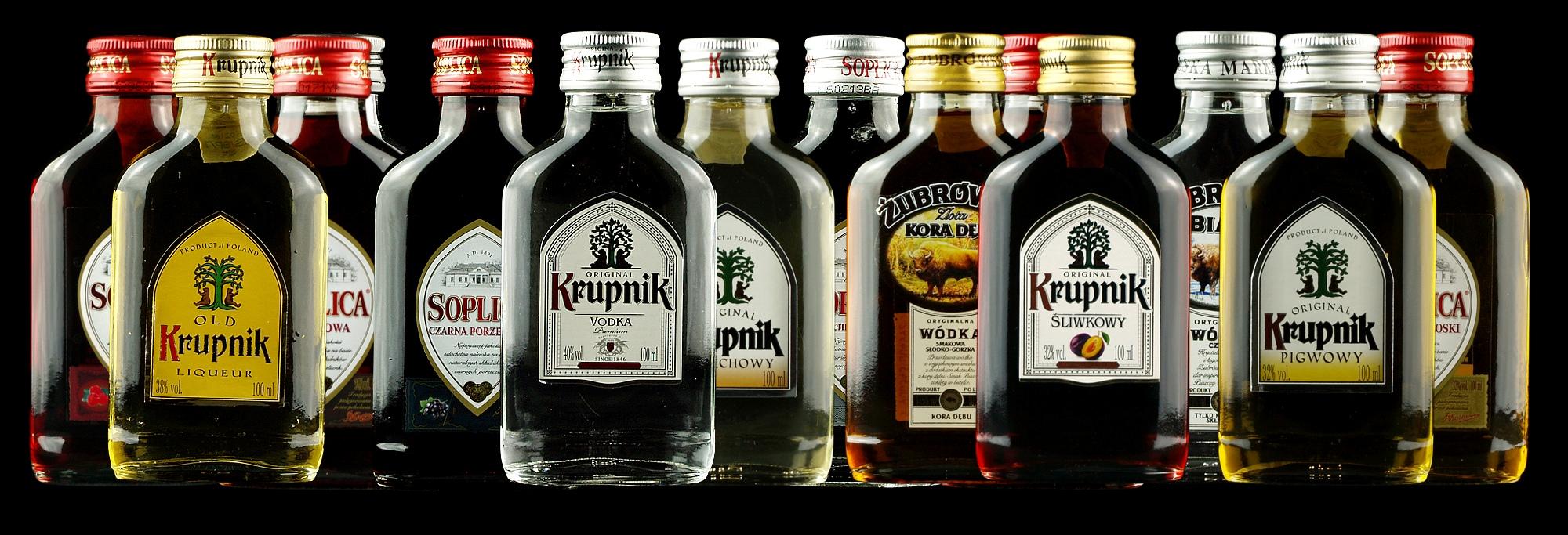 Polnischer Wodka vs. russischer Wodka