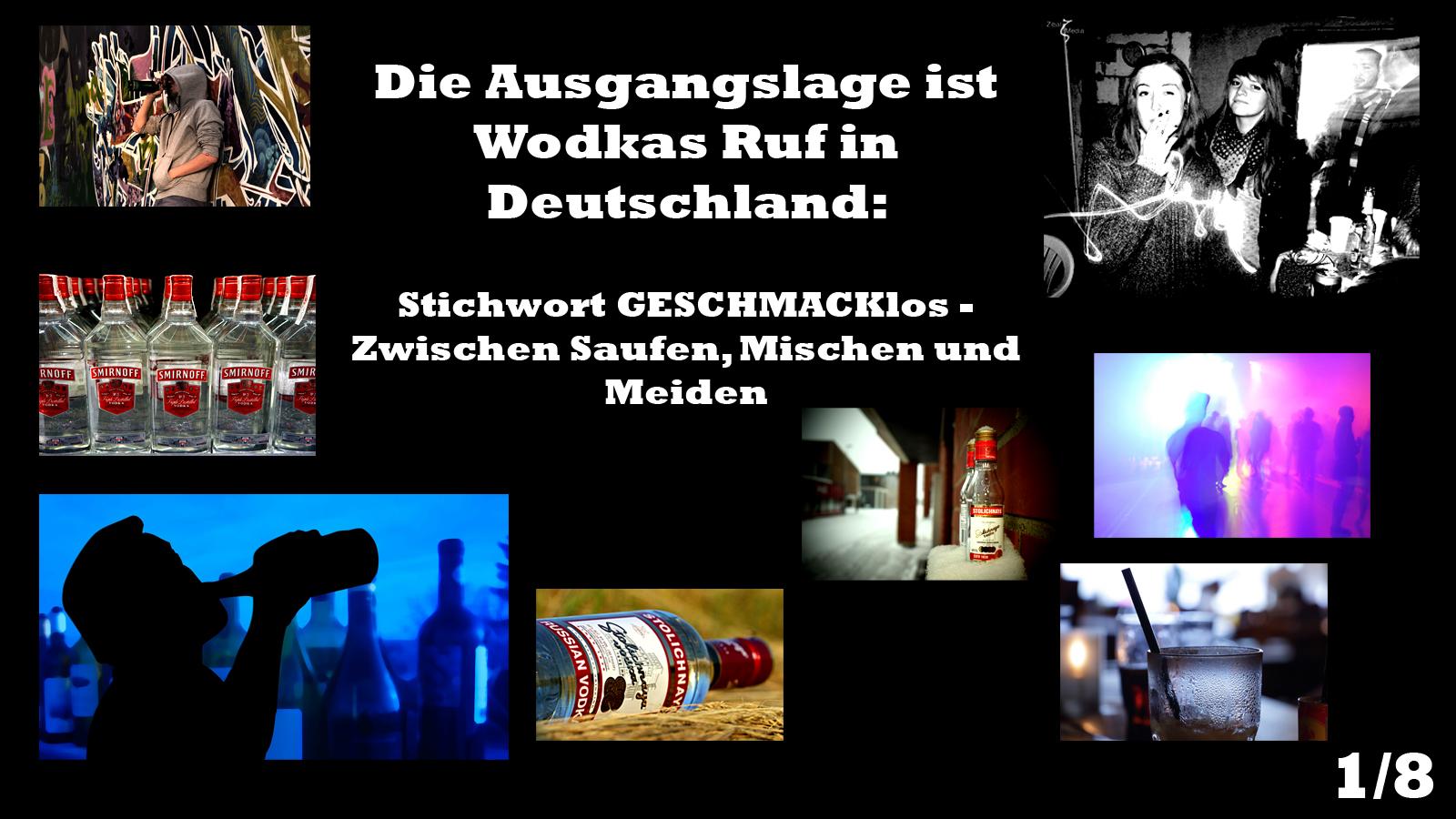 Wodka ,Please - Jubiläum - Polnischer Wodka