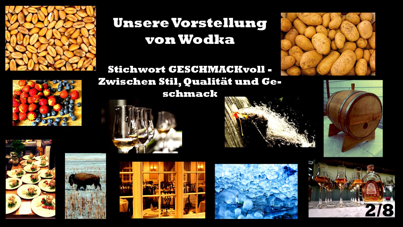 Wodka Please Jubiläum Polnischer Wodka Wodka Please