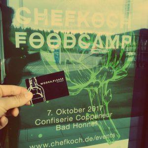 Chefkoch Foodcamp - Polnischer Wodka 2