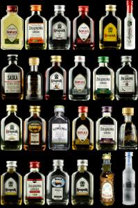 Wodka Adventskalender - Polnischer Wodka