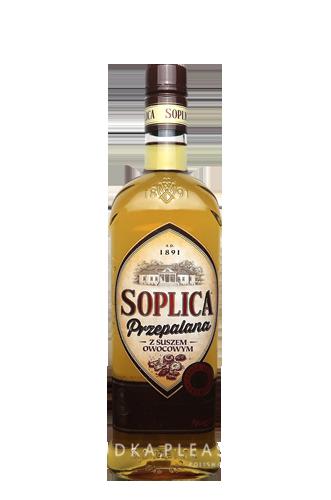 Soplica Przepalana mit getrockneten Früchten