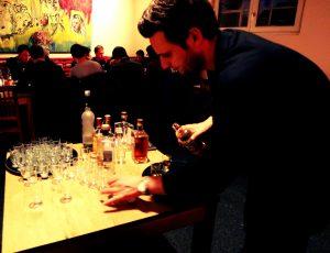 Wodka Tasting - Polnischer Wodka - Brotfabrik (6)