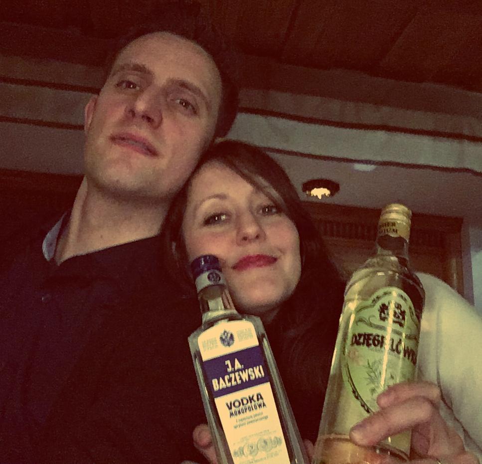 staropolska vodka prix
