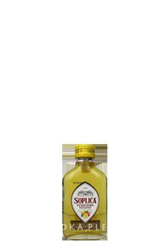 Soplica Zitrone mit Honig in der Probiergröße