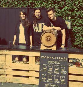 Fête de la musique Bonn - Wodka ,Please - Polnischer Wodka