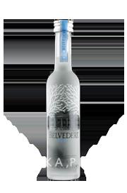 Belvedere Miniatur - Wodka Miniaturen - Polnischer Wodka