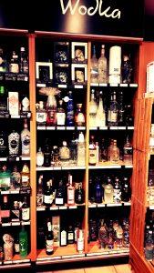 Miodula in Galeria Kaufhof - Polnischer Wodka