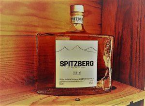 Spitzberg Oak Aged Polish Vodka - Polnischer Wodka