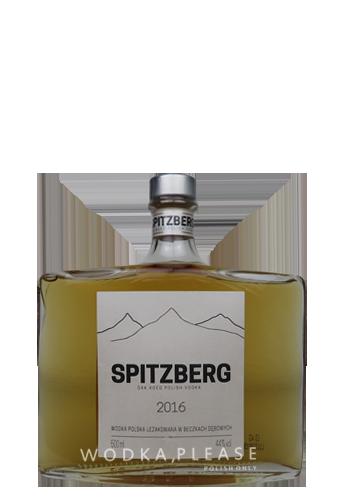 Spitzberg Oak Aged Polish Vodka - Spitzberg Wodka