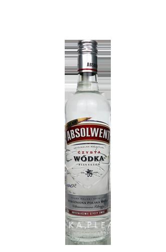 Absolwent Wodka