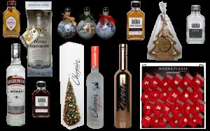 Neue Produkte - Polnischer Wodka